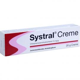 SYSTRAL CREME 20G