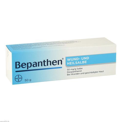 Bepanthen Wund- Und Heilsalbe 50 g von Bayer Vital Gmbh ...