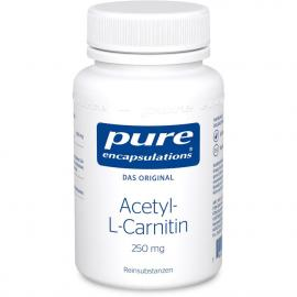 Pure Encapsulations Acetyl L Carnitin 250mg Kaps.