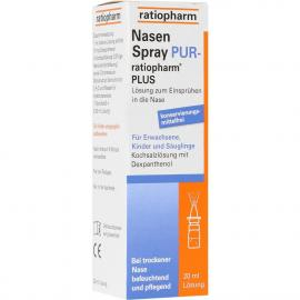 NASENSPRAY PUR RATIO PLUS
