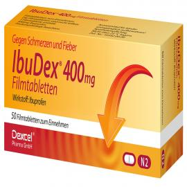 IBUDEX 400MG