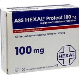 ASS HEXAL PROTECT 100MG